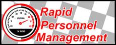 Rapid Personnel Management